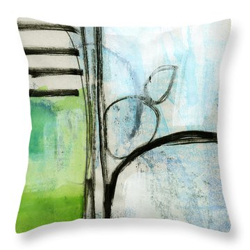 Intersections #35 Throw Pillow
