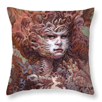 Interwoven Throw Pillow