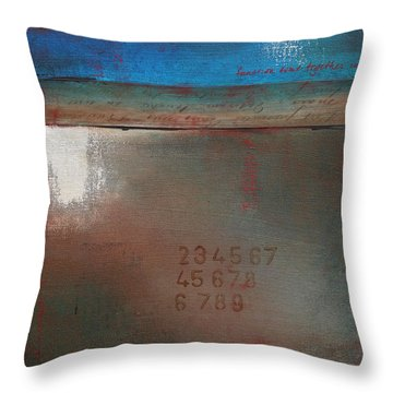 Into The Wisp 2 Throw Pillow