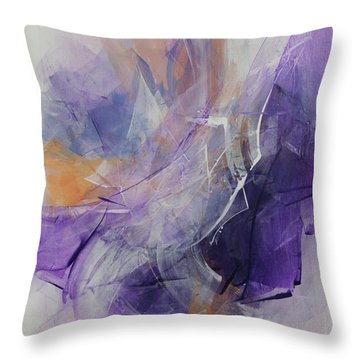 Charisma Throw Pillow