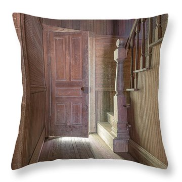 Invitation To The Past 2 Throw Pillow