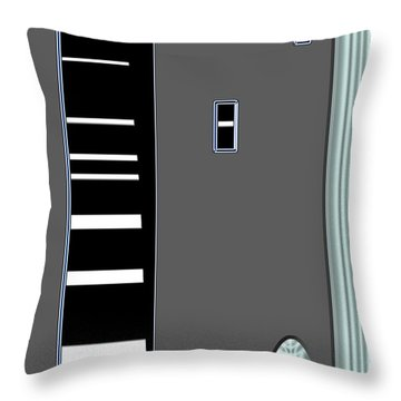 Throw Pillow featuring the digital art Inw_20a6467_basements_faamer by Kateri Starczewski