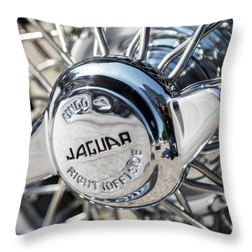 Throw Pillow featuring the photograph Wire Wheel  by Dennis Hedberg