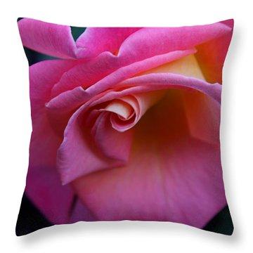 Irresistible Throw Pillow by Michiale Schneider