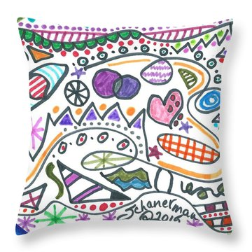 Is It Any Wonder? Throw Pillow