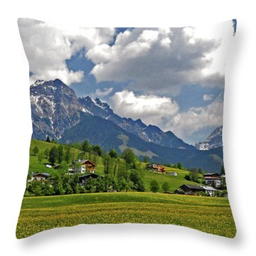 Is There More To Life Than This ... Throw Pillow by Juergen Weiss