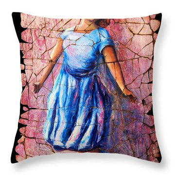 Isadora Duncan - 2 Throw Pillow