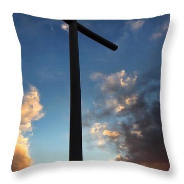 Isaiah 53-5 Throw Pillow