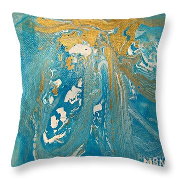 Island Trade Winds Throw Pillow