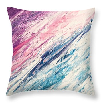 Isn't It Romantic Throw Pillow