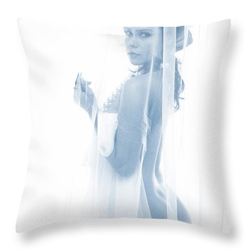 Isolated Throw Pillow