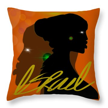 Israelite Throw Pillow