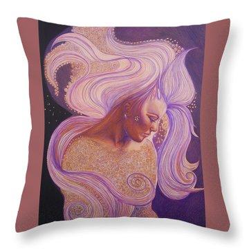 Istar Throw Pillow