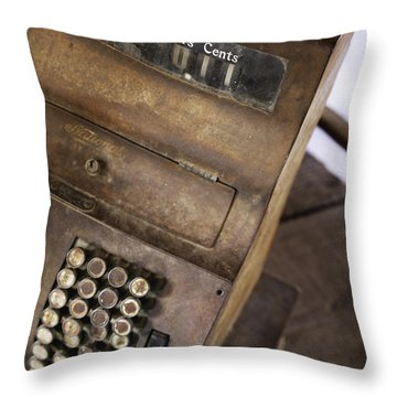 It All Adds Up Throw Pillow