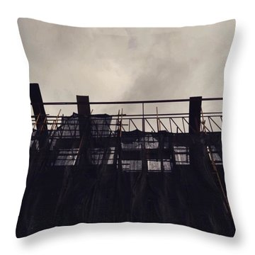 It Is Easy To Tear Down But To Truly Throw Pillow