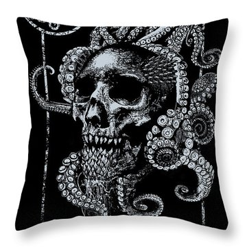 It Lies To Us Throw Pillow