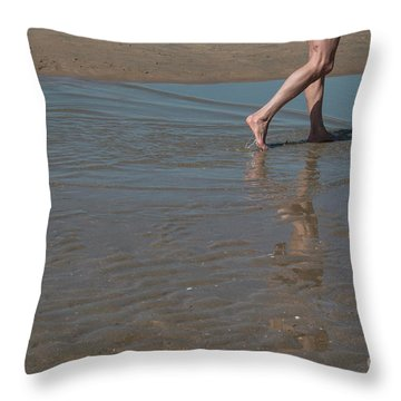 It Only Takes One Throw Pillow