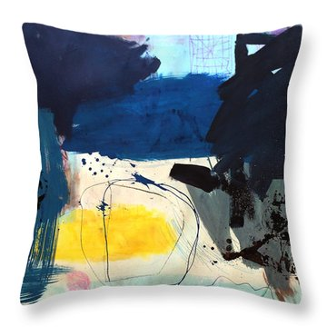 It Was A Day In May Throw Pillow