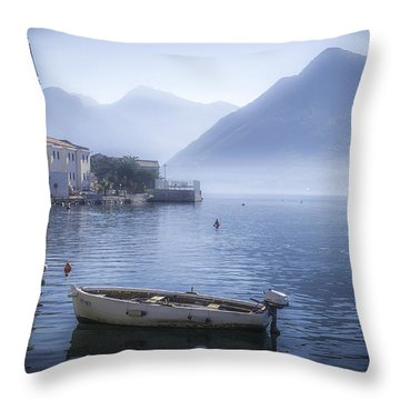 It Will Be A Beautiful Day Throw Pillow