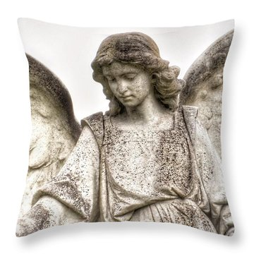 Il Piu Sereno Throw Pillow