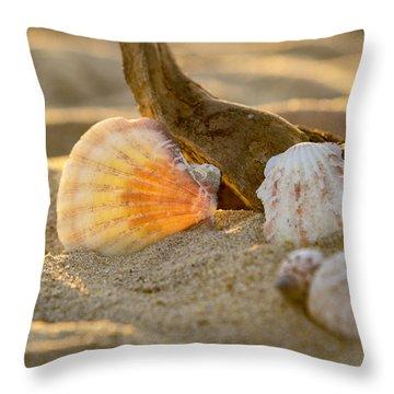 It's A Beach Thing Throw Pillow