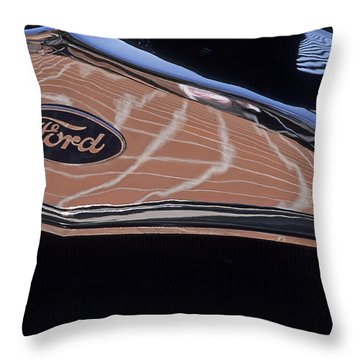 It's A Ford Throw Pillow