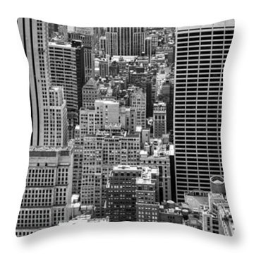 It's A Jungle Out There Throw Pillow