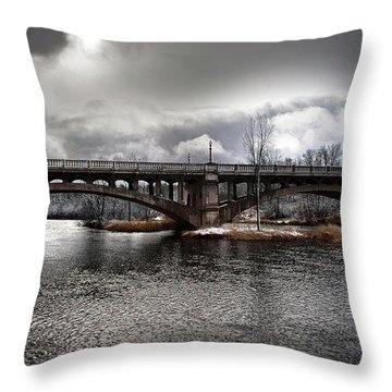 It's A Wonderful Life... Throw Pillow