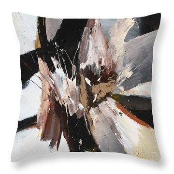 It's About Time Throw Pillow