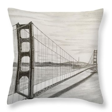 It's All About Perspective  Throw Pillow