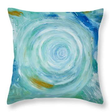 It's All About The Universe Throw Pillow
