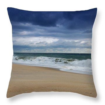 Its Alright - Jersey Shore Throw Pillow