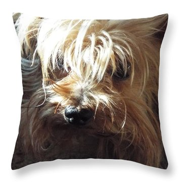 It's How I Roll Throw Pillow