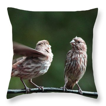 It's My Turn Throw Pillow