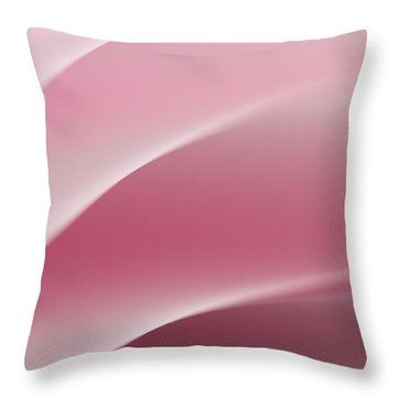 It's Not Always What It Seems Throw Pillow by Yvette Van Teeffelen