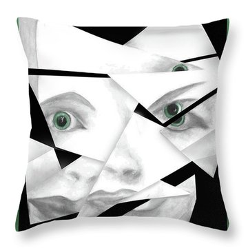 It's Not You It's Me Throw Pillow