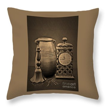 It's Time For... Throw Pillow