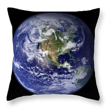Throw Pillow featuring the photograph It's Yours by Aaron Martens