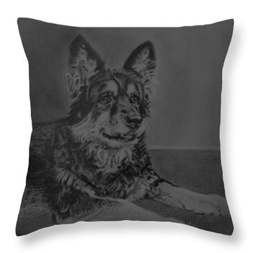 Izzy Throw Pillow