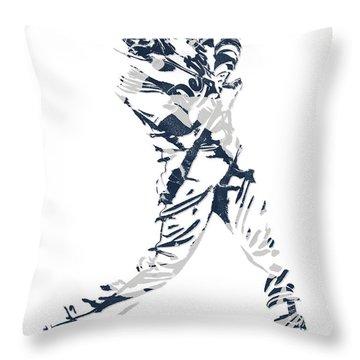 Detroit Tigers Art Throw Pillows