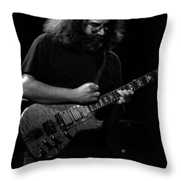 J G B #37 Throw Pillow