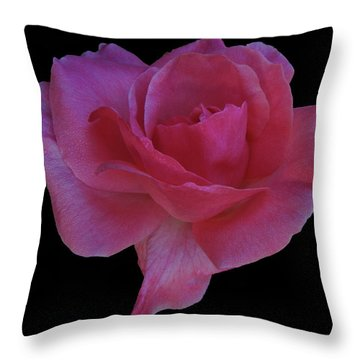 Throw Pillow featuring the photograph Jacinta by Mark Blauhoefer