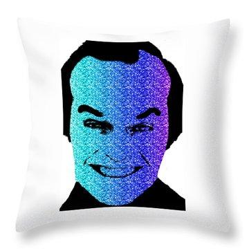 Jack Nicholson 1 Throw Pillow