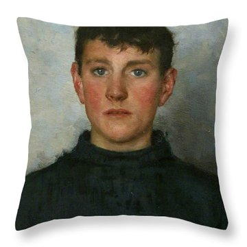 Jack Rolling Throw Pillow