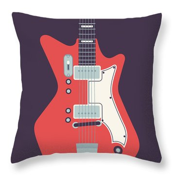 60s Throw Pillows