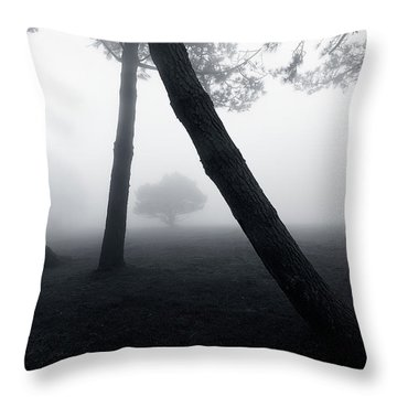 Jailed Throw Pillow