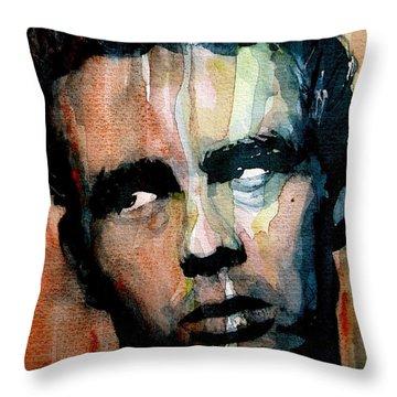 Legend Throw Pillows