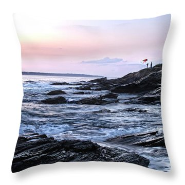 Jamestown Throw Pillow