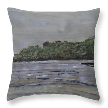 Janjira Palace Throw Pillow