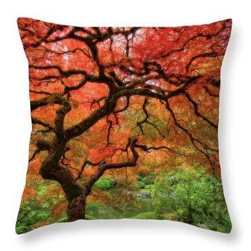 Japanese Throw Pillows